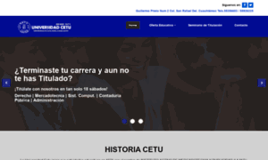 Cetuiamp.edu.mx thumbnail