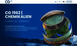 Cg-chemikalien.de thumbnail