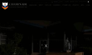 Chaminade.org thumbnail