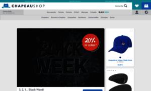 Chapeaushop.fr thumbnail