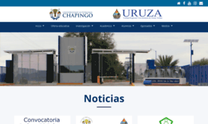 Chapingo.uruza.edu.mx thumbnail