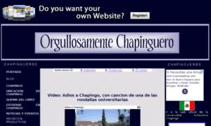 Chapinguero.es.tl thumbnail