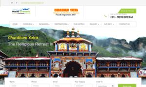 Chardhamuttarakhand.net thumbnail