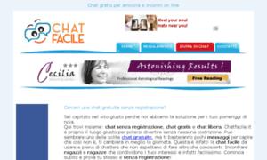 Chatfacile.it thumbnail
