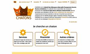 Chatons.org thumbnail
