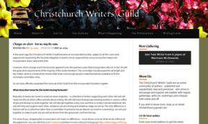 Chchwriters.org thumbnail