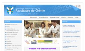 Chem.uaic.ro thumbnail