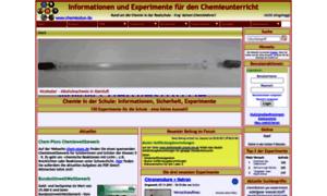 Chemiestun.de thumbnail