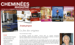 Cheminees-magazine.fr thumbnail