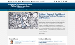 Chemistry.gatech.edu thumbnail
