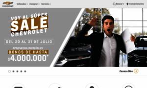 Chevrolet.cl thumbnail