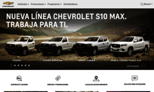 Chevrolet.com.mx thumbnail