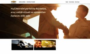 Chevrolet.com.tr thumbnail