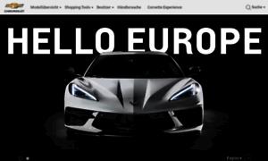 Chevrolet.de thumbnail