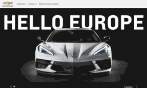 Chevrolet.es thumbnail