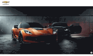 Chevrolet.ie thumbnail