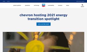 Chevron.com thumbnail