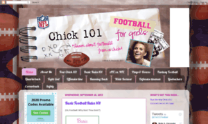 Chick101footballforgirls.com thumbnail