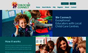 Childcareconnect.ca thumbnail