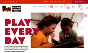 Childrenmuseum.org thumbnail
