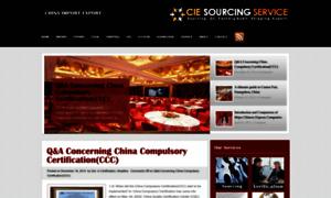 Chinaimportexport.org thumbnail