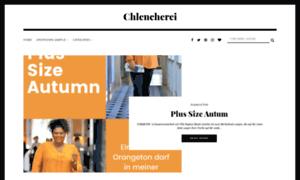Chlencherei.blogspot.de thumbnail