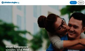 Christian dating webbplatser singapore