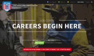 Cincinnati.jobcorps.gov thumbnail