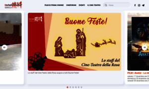 Cineteatrodellarosa.it thumbnail