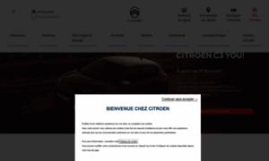 Citroen.fr thumbnail