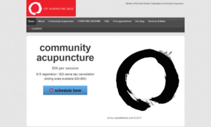 Cityacupuncturecircle.com thumbnail