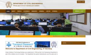 Civil.iitb.ac.in thumbnail