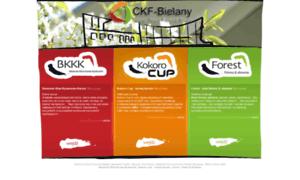 Ckf-bielany.pl thumbnail