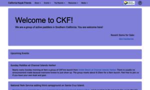 Ckfkayak.club thumbnail