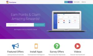 claimspree.co - ClaimSpree - Earn Points &amp Claim Amazing Rewards!