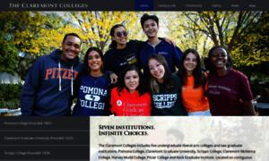 Claremont.edu thumbnail