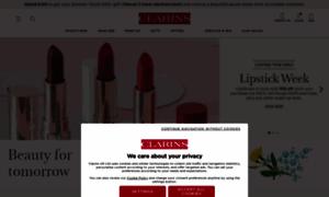 Clarins.co.uk thumbnail