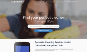 Cleanlinks.co.uk thumbnail