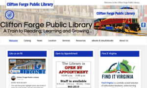 Cliftonforgelibrary.org thumbnail