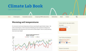 Climate-lab-book.ac.uk thumbnail
