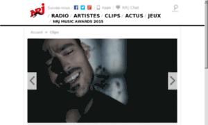 Clips.nrj.fr thumbnail