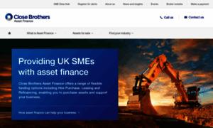Closeassetfinance.co.uk thumbnail