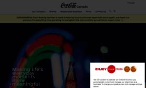 Coca-cola.ca thumbnail