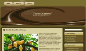 Cocoanatural.org thumbnail