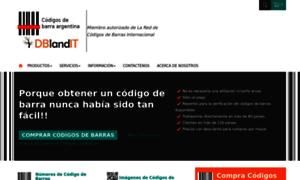 Codigosdebarras-argentina.com thumbnail