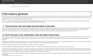 Coffres-aux-nouvelles.fr thumbnail