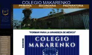 Colegiomakarenko.com.mx thumbnail