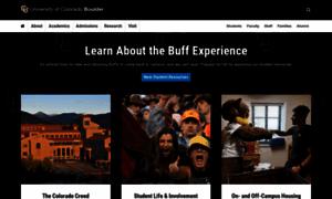 Colorado.edu thumbnail