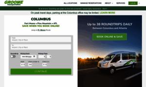 groome transportation columbuss online reservation system - 420×257