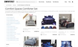 Comfort-spaces.comforterset.org thumbnail